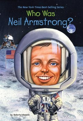 Who Was Neil Armstrong? - eBook  -     By: Roberta Edwards