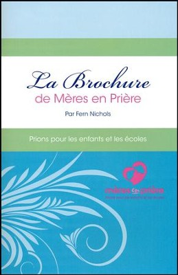 Ministry Booklet - French   -