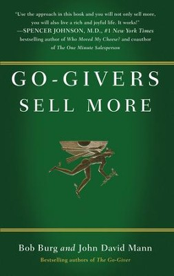 Go-Givers Sell More - eBook  -     By: Bob Burg, John David Mann