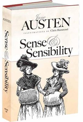 Sense and Sensibility  -     By: Jane Austen     Illustrated By: Chis Hammond