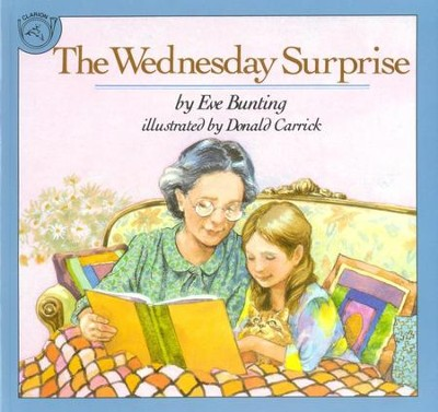 The Wednesday Surprise   -     By: Eve Bunting