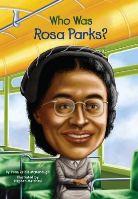 Who Was Rosa Parks? - eBook  -     By: Yona Zeldis McDonough