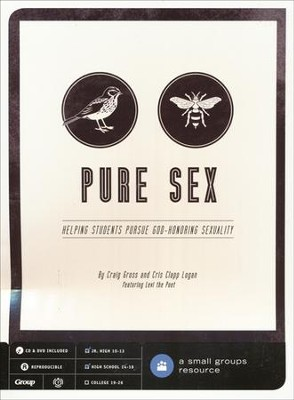 Pure Sex: 4-Week DVD Curriculum   -     By: Craig Gross, Cris Clapp