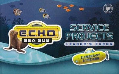 Deep Sea Discovery VBS: Service Projects Leader's Guide   -