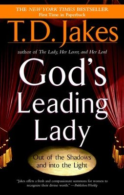 God's Leading Lady - eBook  -     By: T.D. Jakes