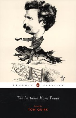 The Portable Mark Twain - eBook  -     By: Mark Twain