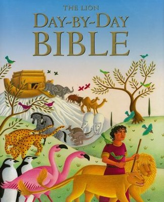 The Lion Day-By-Day Bible  -
