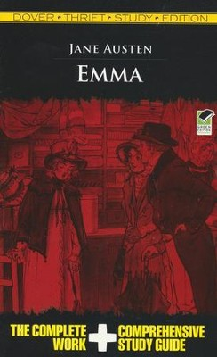 Emma, Thrift Study Edition  -     By: Jane Austen