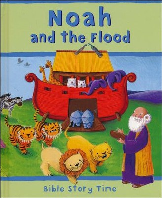 Bible Story Time: Noah and The Flood  -     By: Sophie Piper     Illustrated By: Estelle Corke