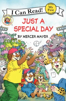 Little Critter: Just a Special Day  -     By: Mercer Mayer     Illustrated By: Mercer Mayer