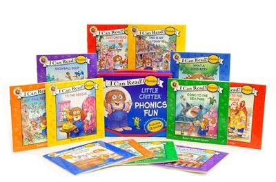 Mercer Mayer's Little Critter: Phonics Fun  -     By: Mercer Mayer     Illustrated By: Mercer Mayer