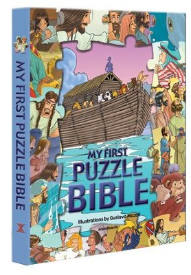 My First Puzzle Bible   -