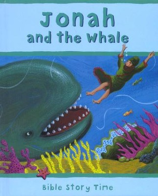 Jonah and The Whale  -     By: Sophie Piper     Illustrated By: Estelle Corke