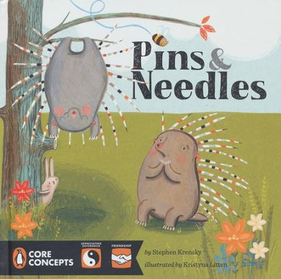 Pins and Needles  -     By: Stephen Krensky     Illustrated By: Kristyna Litten