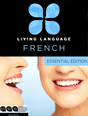 Living Language French, Essential Edition   -     By: Living Language