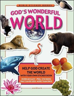 God's Wonderful World   -
