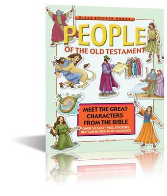 People of the Old Testament   -     By: Daniel Vium