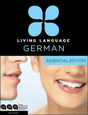 Living Language German, Essential Edition   -     By: Living Language