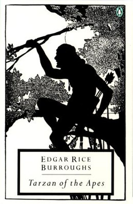 Tarzan of the Apes - eBook  -     By: Edgar Rice Burroughs
