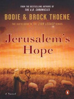 Jerusalem's Hope - eBook  -     By: Bodie Thoene