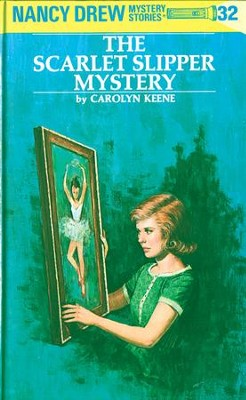 Nancy Drew 32: The Scarlet Slipper Mystery: The Scarlet Slipper Mystery - eBook  -     By: Carolyn Keene