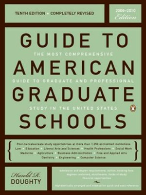 Guide to American Graduate Schools: Tenth Edition, Completely Revised - eBook  -     By: Harold R. Doughty