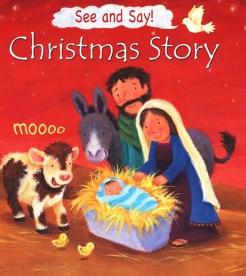 See and Say: Christmas Story  -     By: Victoria Tebbs