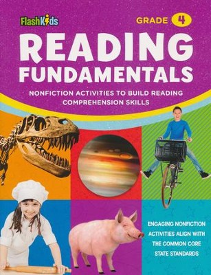 Reading Fundamentals: Nonfiction Activities to Build Reading Comprehension Skills, Grade 4  -     By: Kathy Furgang