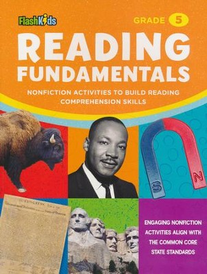 Reading Fundamentals: Nonfiction Activities to Build Reading Comprehension Skills, Grade 5  -     By: Aileen Weintraub