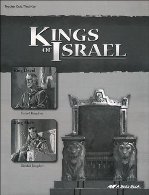 Kings of Israel Quizzes & Tests Key   -