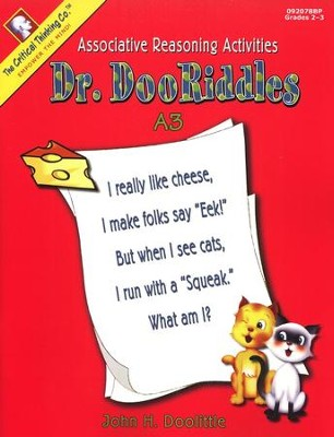 Dr. Dooriddles Grades 2-3, Book A3    -     By: John Doolittle