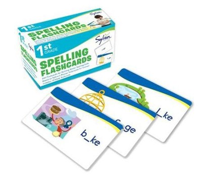 Spelling Flashcards - 1st Grade  -