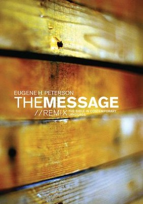 The Message // REMIX 2.0, Softcover: The Bible in Contemporary Language  -     By: Eugene H. Peterson