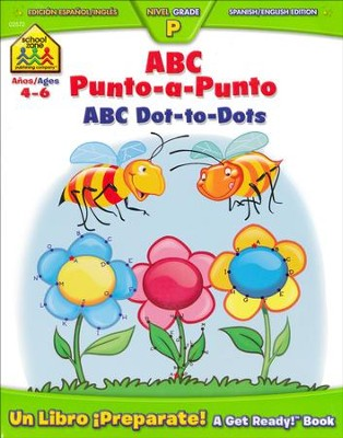 ABC Dot-to-Dot (Bilingual Edition)   -