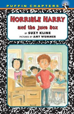 Horrible Harry and the June Box - eBook  -     By: Suzy Kline     Illustrated By: Amy Wummer