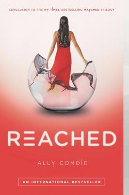 Reached - eBook  -     By: Ally Condie