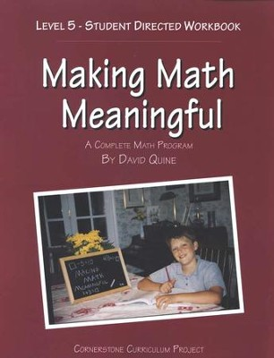 Making Math Meaningful Level 5   -