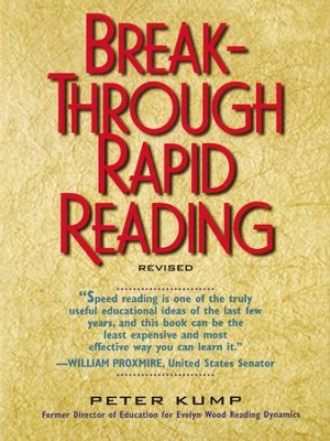 Breakthrough Rapid Reading - eBook  -     By: Peter Kump