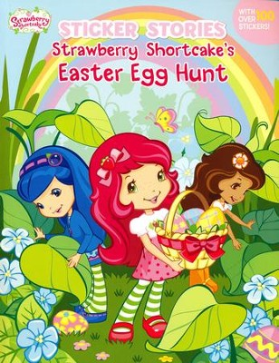Strawberry Shortcake's Easter Egg Hunt  -     By: Laura Thomas(Illustrator)     Illustrated By: Laura Thomas