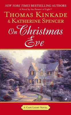 On Christmas Eve #11, eBook   -     By: Thomas Kinkade
