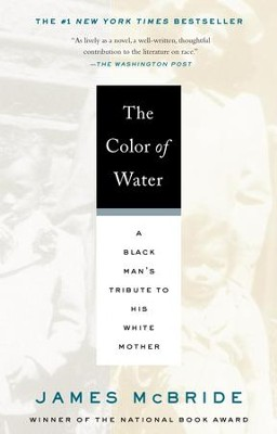 The Color of Water 10th Anniversary Edition - eBook  -     By: James McBride