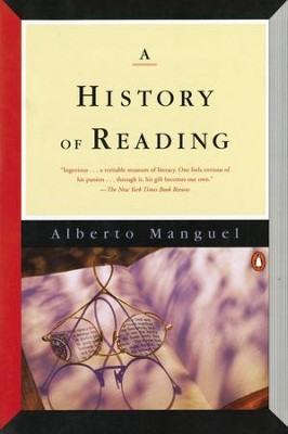 The History of Reading - eBook  -     By: Alberto Manguel