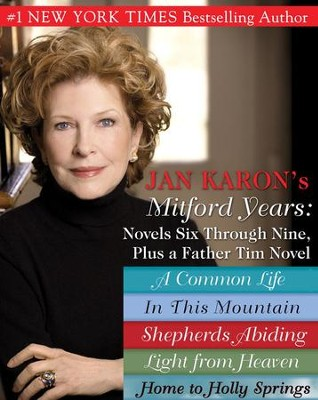 Jan Karons Mitford Years: Novels Six Through Nine; Plus a Father Tim Novel - eBook  -     By: Jan Karon