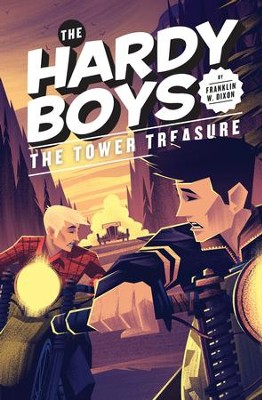 Hardy Boys 01: The Tower Treasure: The Tower Treasure - eBook  -     By: Franklin W. Dixon