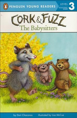 The Babysitters  -     By: Dori Chaconas     Illustrated By: Lisa McCue