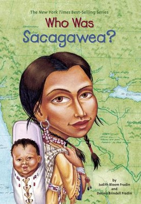 Who Was Sacagawea? - eBook  -     By: Dennis Brindell Fradin, Judith Bloom Fradin     Illustrated By: Val Paul Taylor
