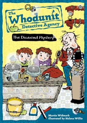 #1: The Diamond Mystery  -     By: Martin Widmark     Illustrated By: Helena Willis