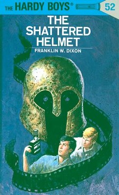 Hardy Boys 52: The Shattered Helmet - eBook  -     By: Franklin W. Dixon