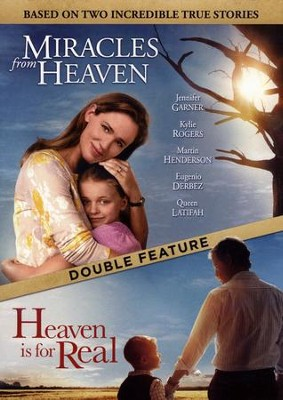 Miracles from Heaven/Heaven Is for Real--Double Feature    -