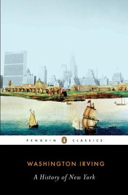 A History of New York - eBook  -     By: Washington Irving